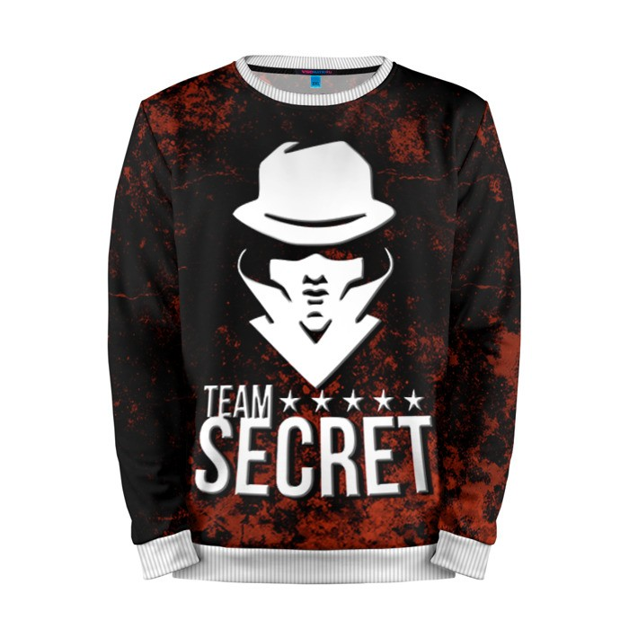 Merch Sweatshirt Team Secret Dota 2 Jacket
