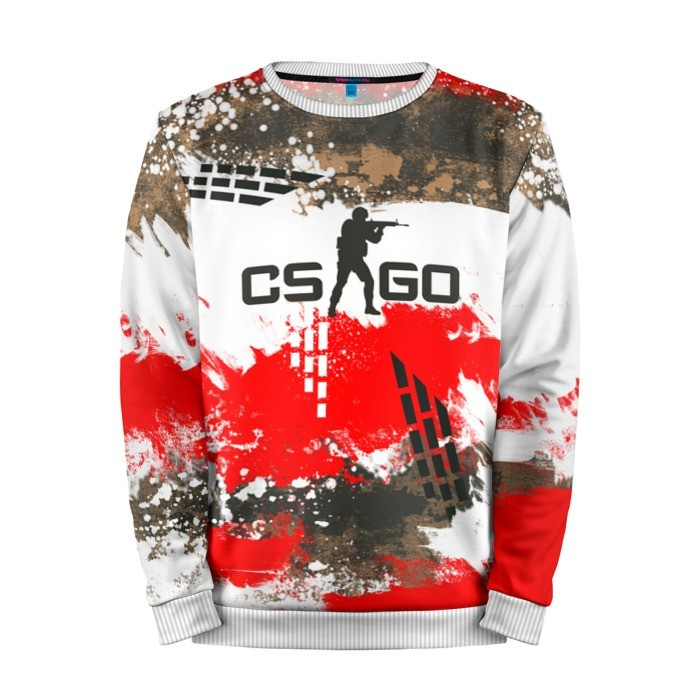 Merchandise Sweatshirt Cs Go Roll Cage Counter Strike