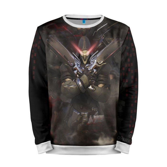 Merch Sweatshirt Overwatch Reaper Sweater