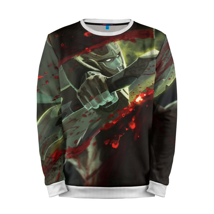 Merch Sweatshirt Pa Phantom Assassin Dota 2 Jacket