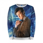 Merch Sweatshirt 11Th Doctor Who Doctor Who Clothing