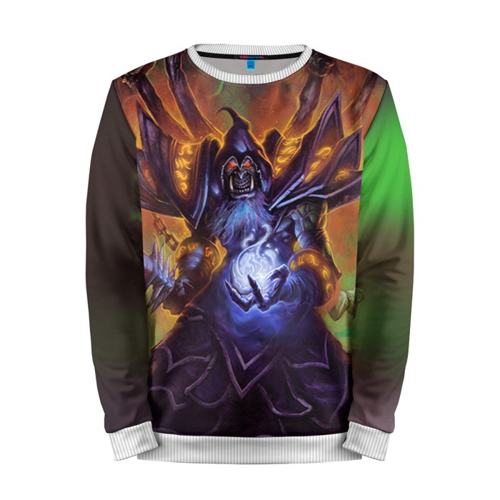 Buy Mens Sweatshirt 3D: Warcraft 47 Hearthstone Merchandise collectibles