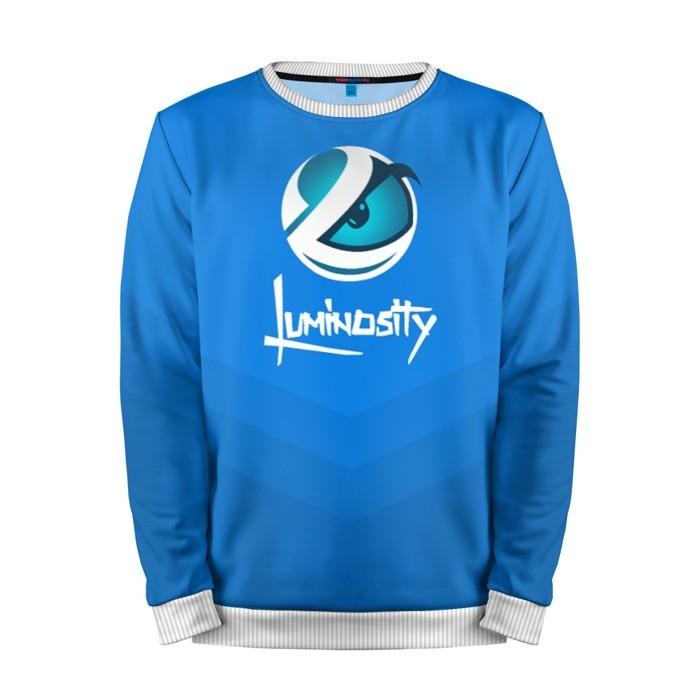 Merchandise Sweatshirt Luminosity Logo Counter Strike