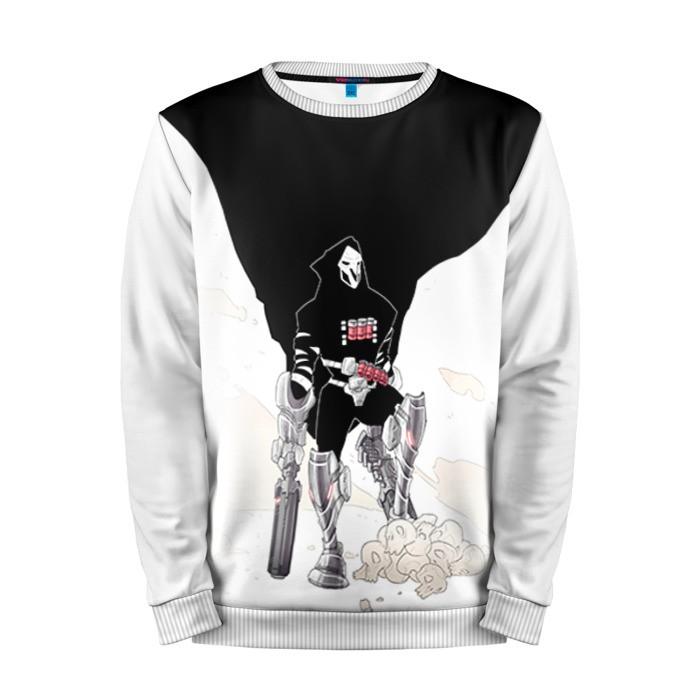 Collectibles Sweatshirt Overwatch Reaper Skulls