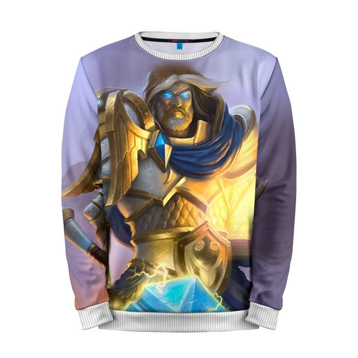 Buy Mens Sweatshirt 3D: Warcraft 42 Hearthstone Merchandise collectibles