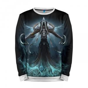 Buy Mens Sweatshirt 3D: Malthael Diablo Merchandise collectibles
