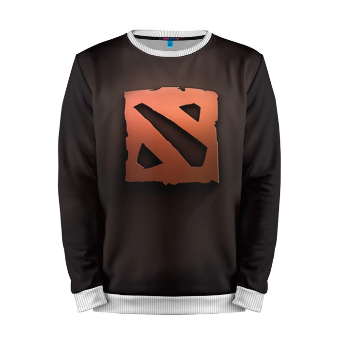 Merch Sweatshirt Dota 2 Logo Game