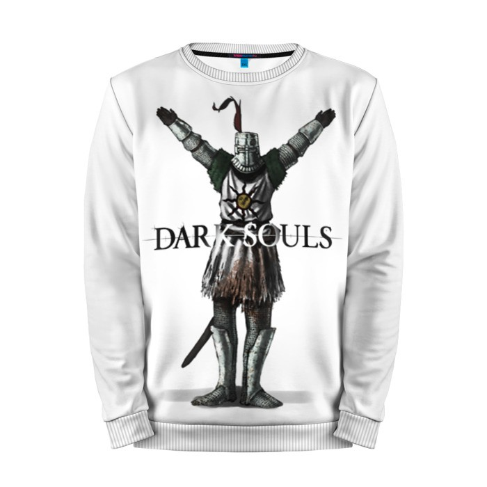 Buy Mens Sweatshirt 3D: Dark Souls 14 Art Knight merchandise collectibles
