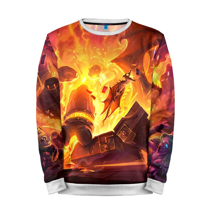 Buy Mens Sweatshirt 3D: HS 3 Hearthstone Merchandise collectibles