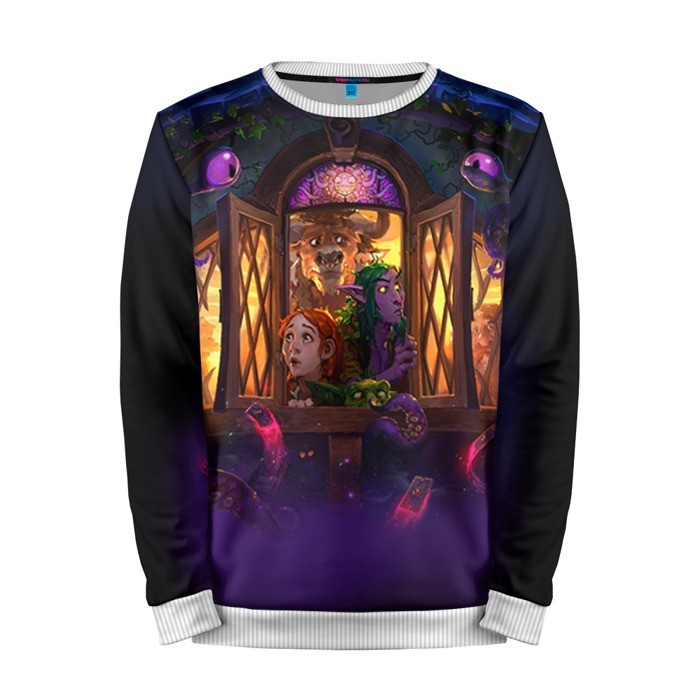 Buy Mens Sweatshirt 3D: HS 4 Hearthstone Merchandise collectibles