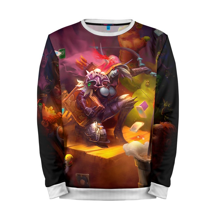 Buy Mens Sweatshirt 3D: Blizzard 5 Hearthstone Merchandise collectibles