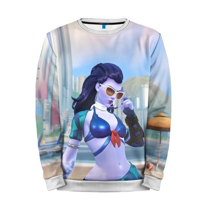 Buy Mens Sweatshirt 3D: WidowMaker Overwatch merchandise collectibles
