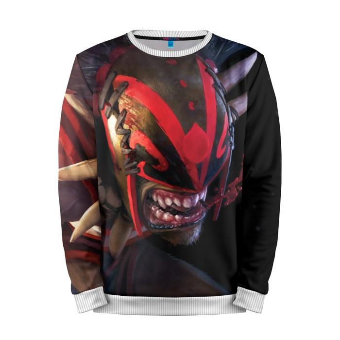 Buy Mens Sweatshirt 3D: Bloodseeker Dota 2 jacket merchandise collectibles