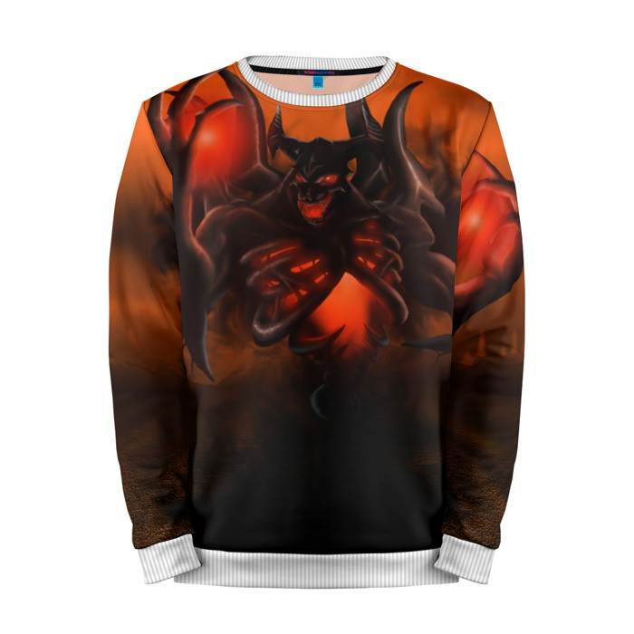Buy Mens Sweatshirt 3D: SHADOW FIEND Dota 2 jacket merchandise collectibles