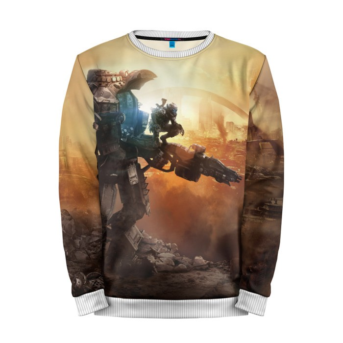 Buy Mens Sweatshirt 3D: Titanfall Shirts merchandise collectibles