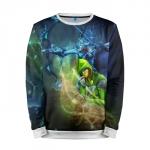 Merchandise Sweatshirt Windranger Drow Ranger Dota 2