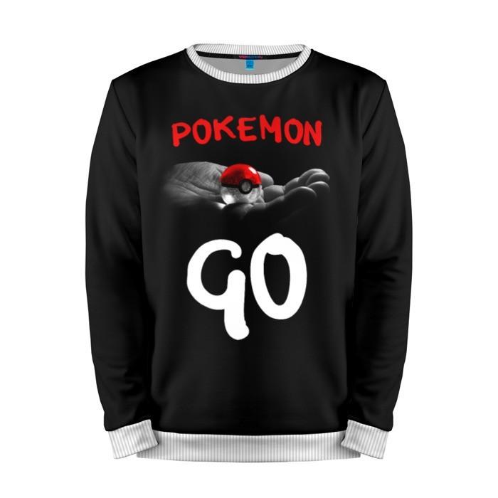 Buy Mens Sweatshirt 3D: Pokemon GO 5 Pokemon Go merchandise collectibles