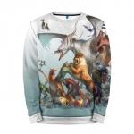 Merchandise Sweatshirt Pokemon Realism Animals