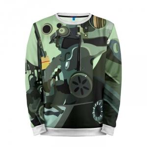 Buy Mens Sweatshirt 3D: Brotherhood of Steel Fallout merchandise collectibles