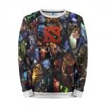 Merchandise Sweatshirt All Heroes Dota 2