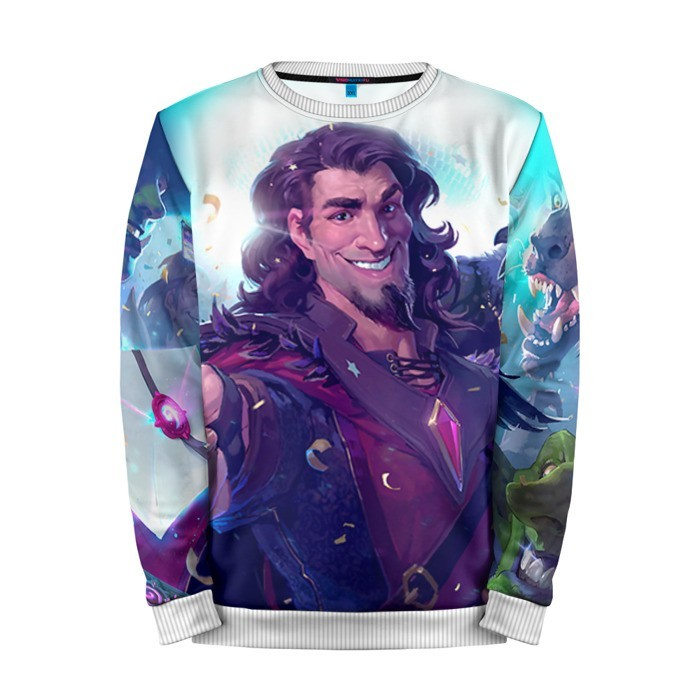 Buy Mens Sweatshirt 3D: HS 1 Hearthstone Merchandise collectibles