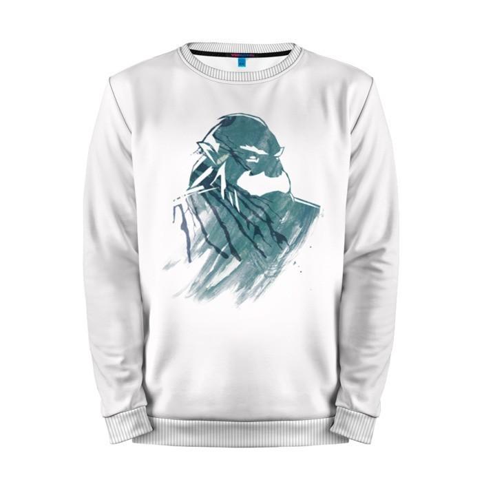 Buy Mens Sweatshirt 3D: Blue Zeus Flash Dota 2 jacket merchandise collectibles