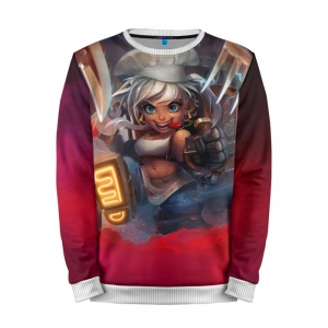 Buy Mens Sweatshirt 3D: Cook gnome World of Warcraft Merchandise collectibles