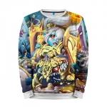 Merchandise Sweatshirt Poppy Warrior League Of Legends