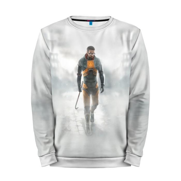 Buy Mens Sweatshirt 3D: Half Life Freeman Game Art merchandise collectibles