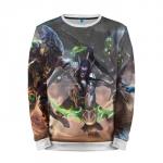 Collectibles Sweatshirt World Of Warcraft Illidan Stormrage