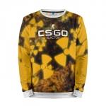 Collectibles Sweatshirt Cs Go Reactor Glock18 Реактор Counter Strike