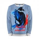 Collectibles Sweatshirt Phantom Assassin Dota 2 Jacket Blue