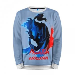 Buy Mens Sweatshirt 3D: Phantom Assassin Dota 2 jacket merchandise collectibles