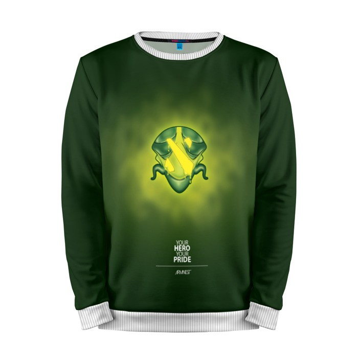 Buy Mens Sweatshirt 3D: Viper Poison Dota 2 jacket merchandise collectibles