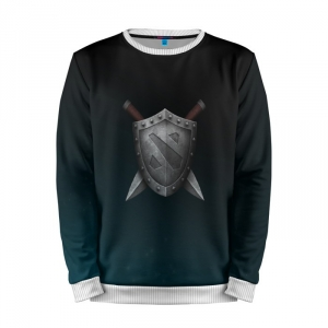 Buy Mens Sweatshirt 3D: Shield Dota 2 jacket merchandise collectibles