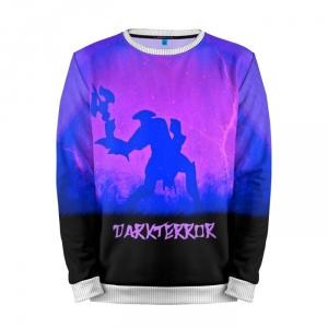 Buy Mens Sweatshirt 3D: DARKTERROR Void Dota 2 jacket merchandise collectibles