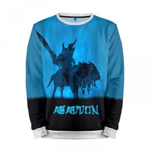 Buy Mens Sweatshirt 3D: ABADDON Dota 2 jacket merchandise collectibles