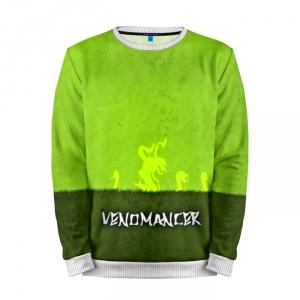 Buy Mens Sweatshirt 3D: VENOMANCER Dota 2 jacket merchandise collectibles