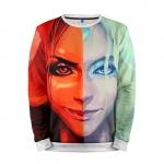 Merchandise Sweatshirt Lina Cm Dota 2 Game Apparel