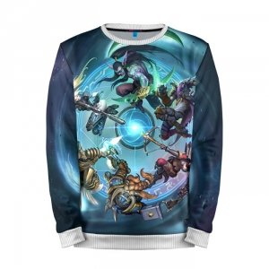 Buy Mens Sweatshirt 3D: HotS 6 Heroes of the storm merchandise collectibles
