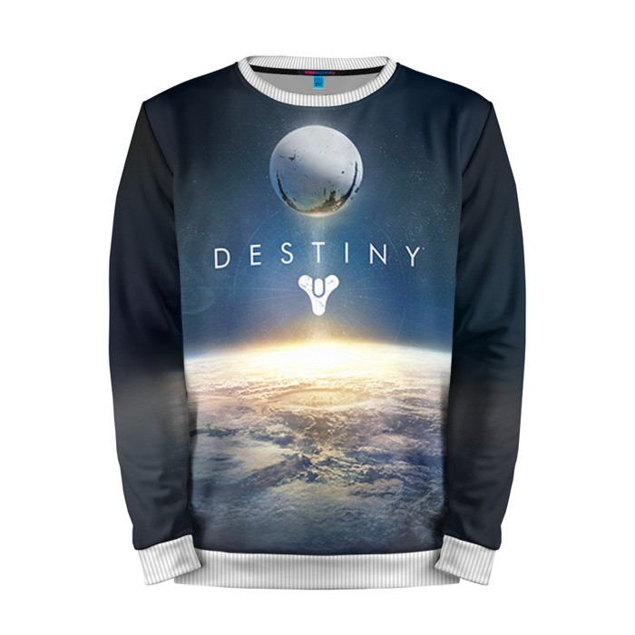Buy Mens Sweatshirt 3D: Destiny 11 Game merchandise collectibles