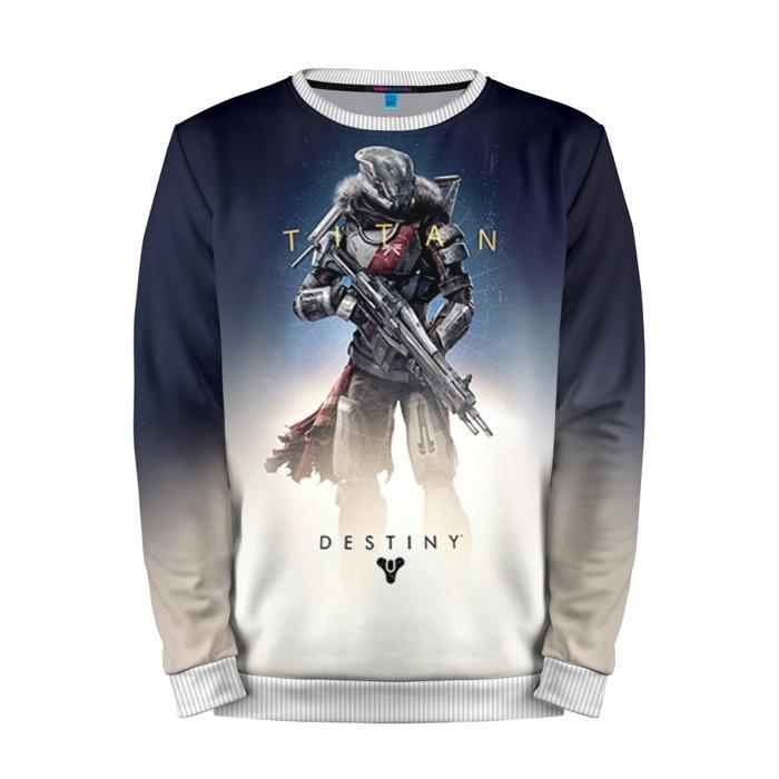 Buy Mens Sweatshirt 3D: Destiny 18 Games Merchandise collectibles
