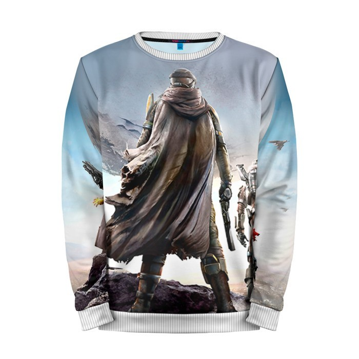 Buy Mens Sweatshirt 3D: Destiny 6 Gamingg merchandise collectibles