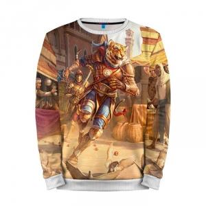 Buy Mens Sweatshirt 3D: TES 5 The Elder Scrolls Merchandise collectibles
