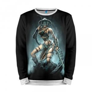 Buy Mens Sweatshirt 3D: Lady Dovahkiin The Elder Scrolls Merchandise collectibles