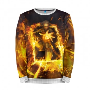 Buy Mens Sweatshirt 3D: Ciri Gwent The Witcher Card Merchandise collectibles