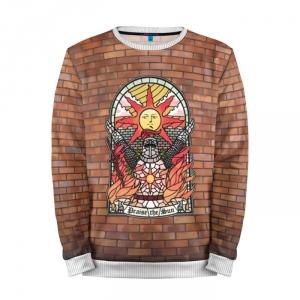 Buy Mens Sweatshirt 3D: Praise the sun Dark Souls merchandise collectibles