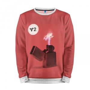 Buy Mens Sweatshirt 3D: Destiny 2 Destiny merchandise collectibles