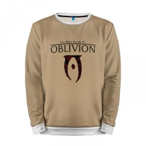 Merchandise Oblivion Emblem Sweatshirt Tes Elder Scrolls Logo