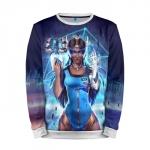 Merchandise Sweatshirt Up Overwatch